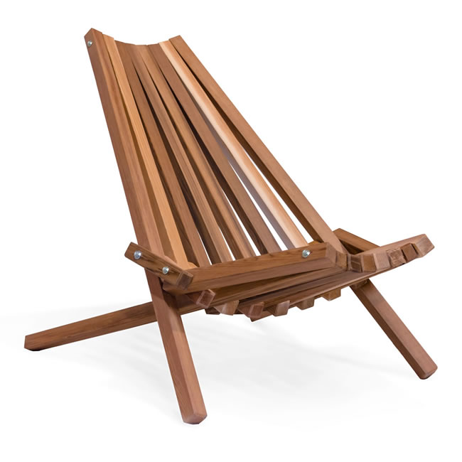 Cedar Stick Chair