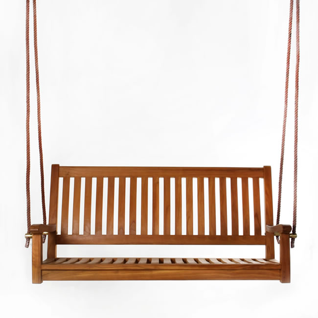 Teak Porch Swing